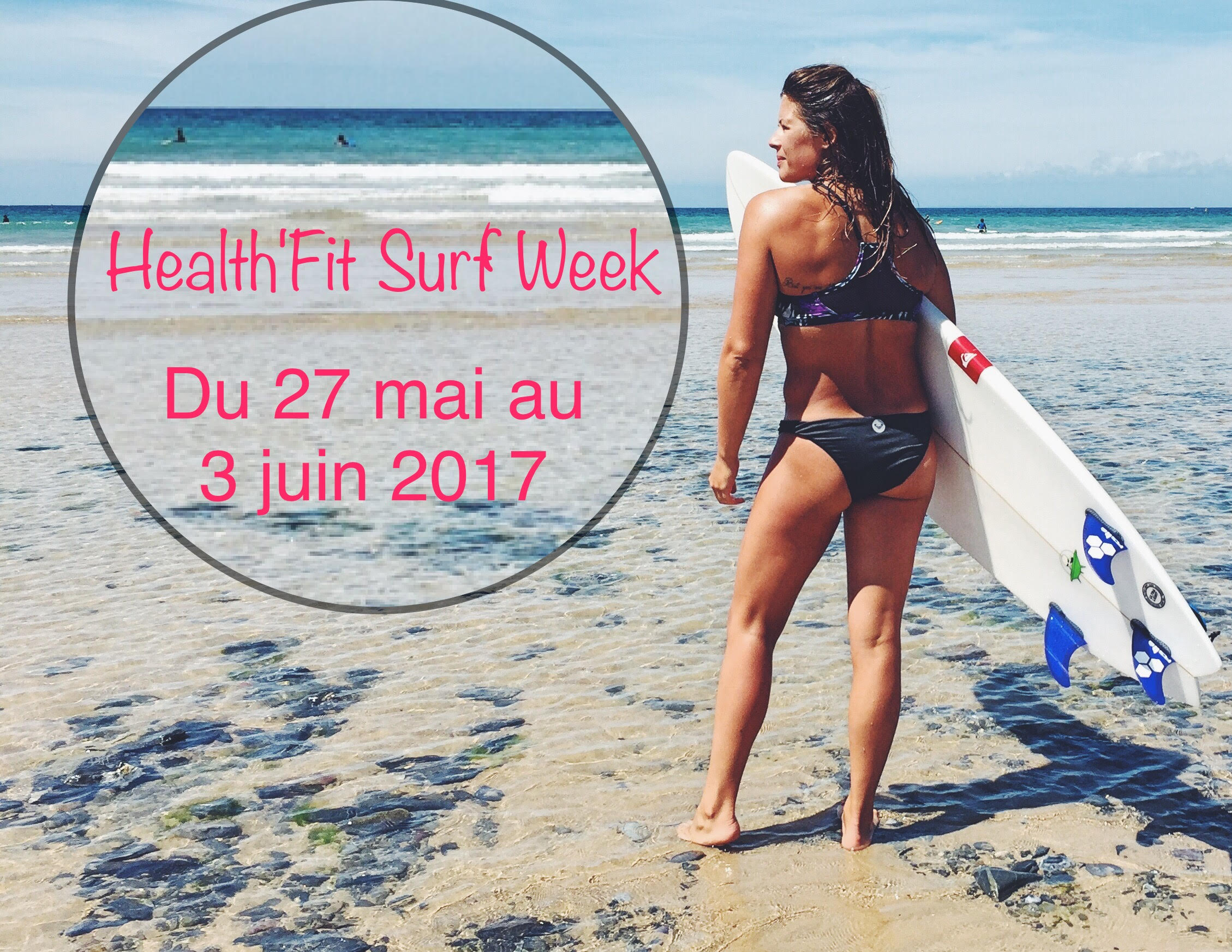 Health'Fit Surf Week image