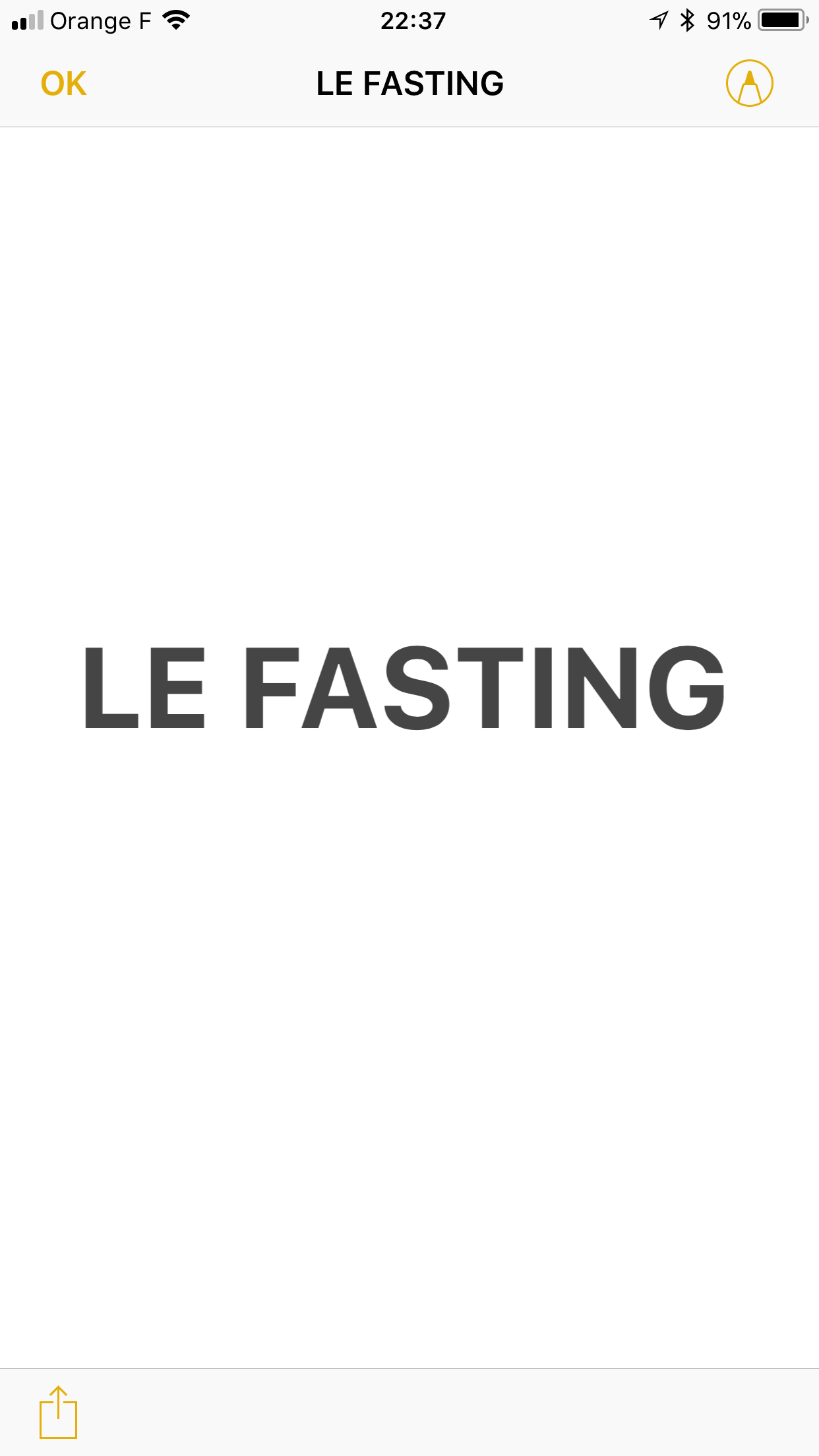 Fasting and Furious image