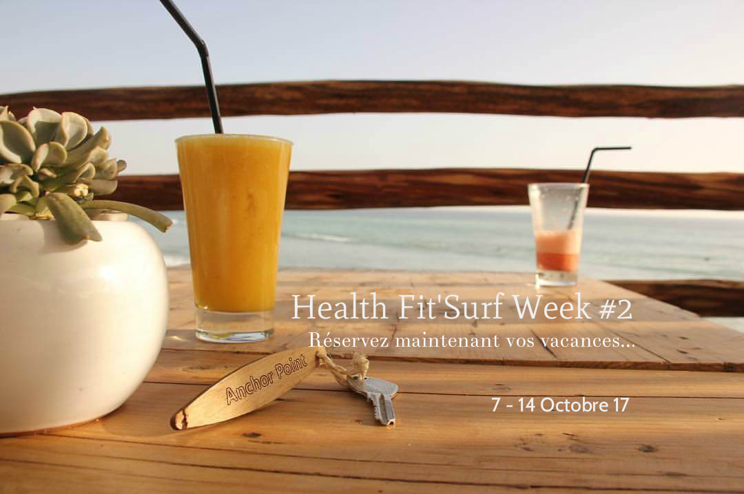 Health'Fit Surf Week #2 image